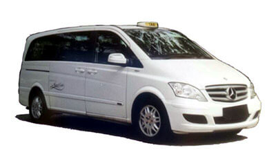 6 Seater taxi Singapore