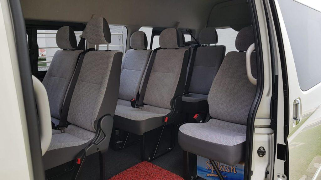 13 Seater Mini bus booking Singapore