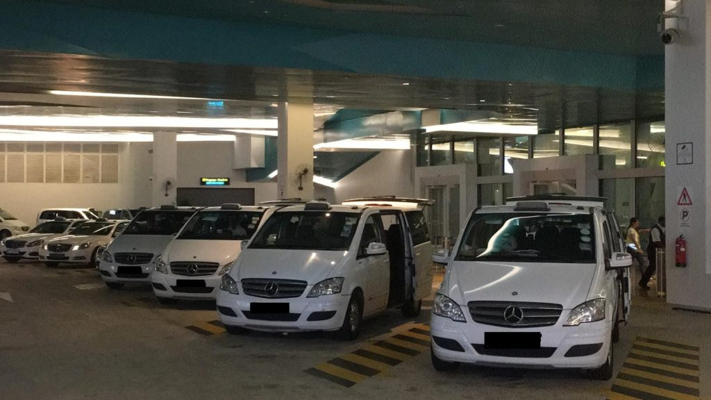 Singapore Airport Taxi