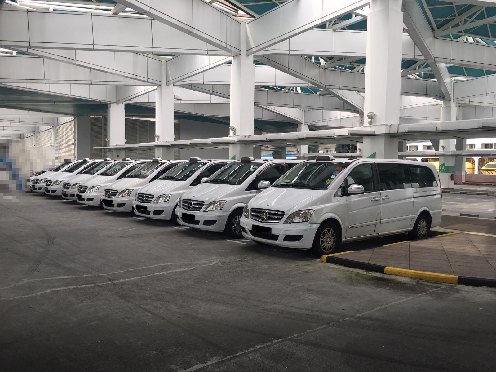 cheapest 7 Seater taxi in Singapore
